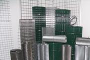 Купить металлическую сетку,  проволоку стальную